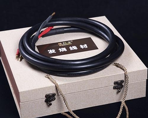 HIFI音箱线